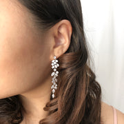 drop earrings for bride