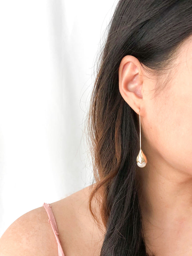 drop earrings for wedding