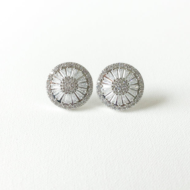 Larissa Crystal Earrings