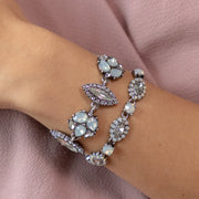 Juliana Vintage Bracelet-wedding jewelry-Astor Chic