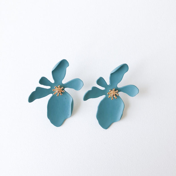 Lucia Floral Earrings