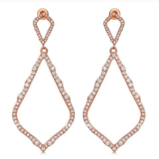 Eliana Rose Gold Drops