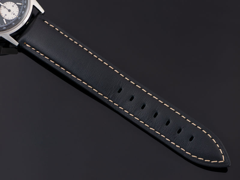 Brand New Genuine Leather Black Strap