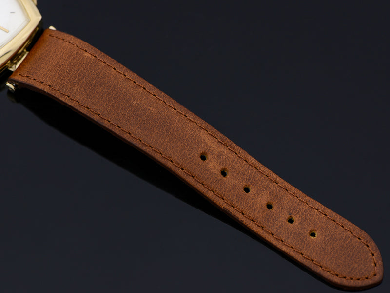Brand New Genuine Lizard Brown Band
