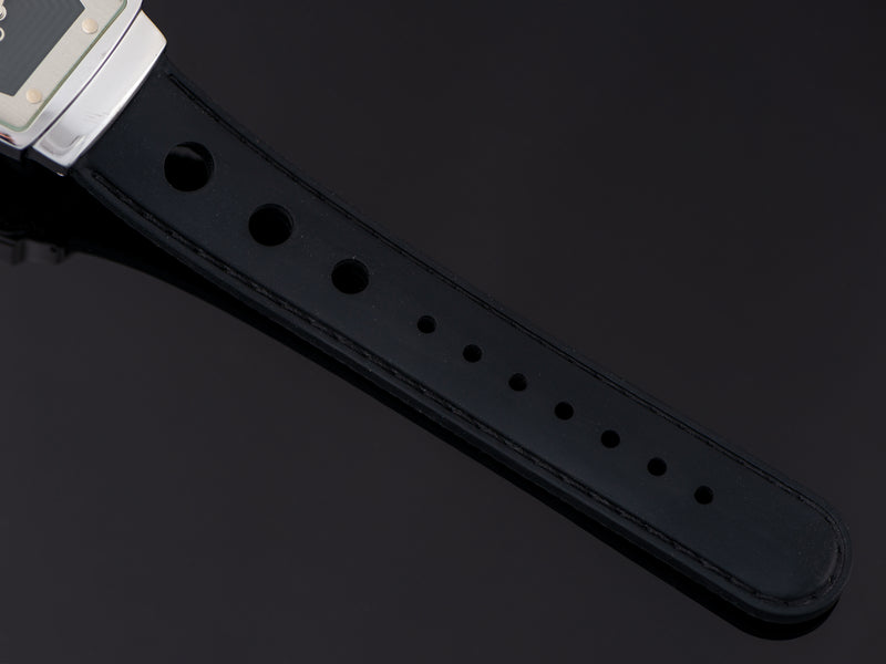 Brand New Silicon Rally Style Watch Strap