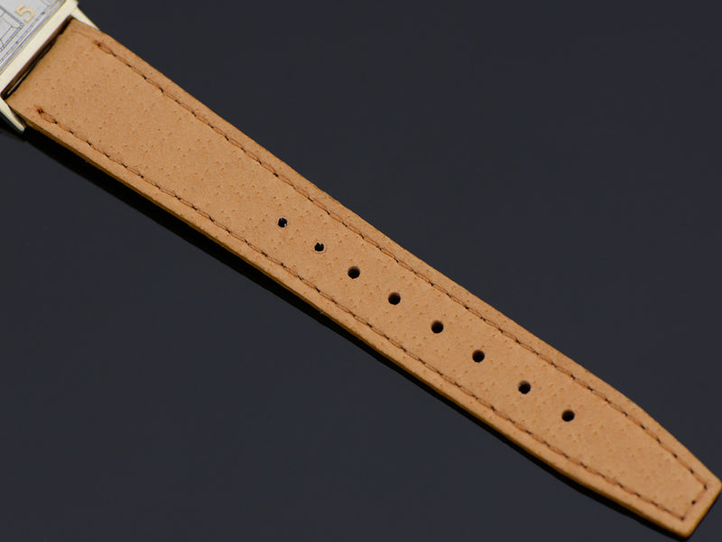 Brand New Old Stock Pigskin Tan Band