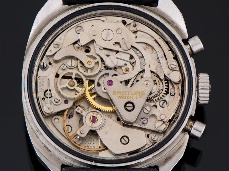 Breitling Rallye Chronograph Valjoux 7730 Watch Movement
