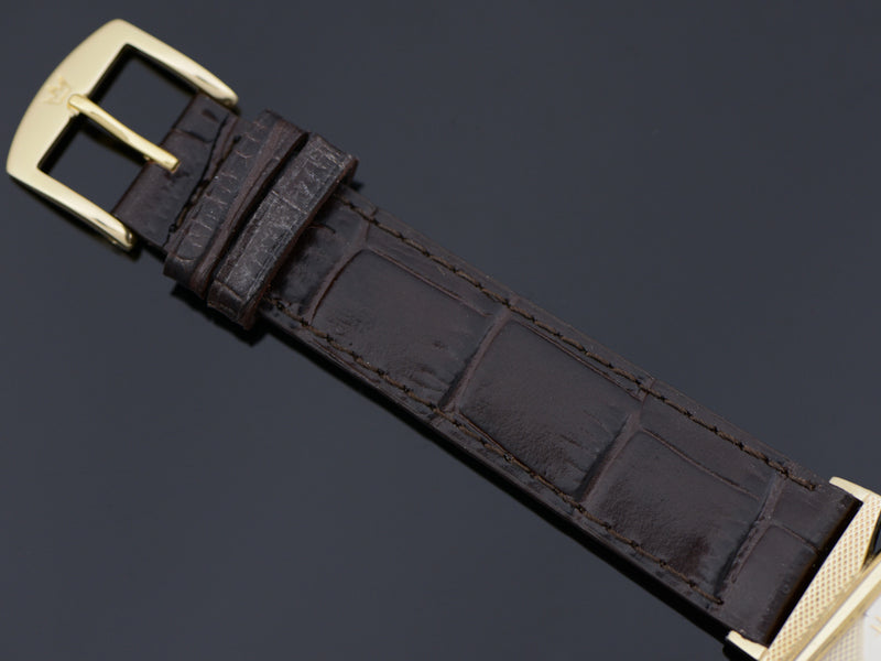 Brown Watch Band