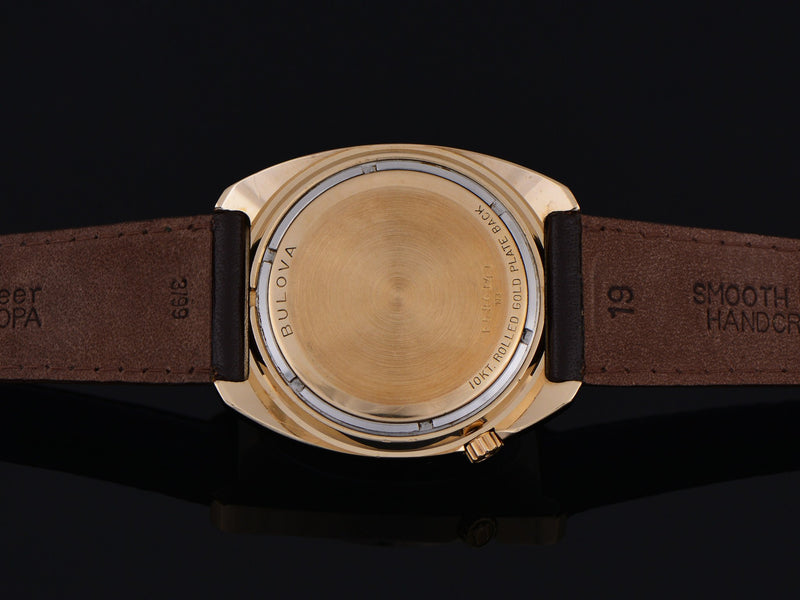 "Bulova Accutron ""Accuquartz"" 2241 Watch Case Back"