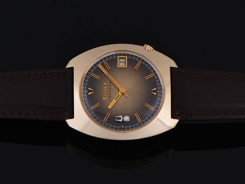 "Bulova Accutron ""Accuquartz"" 2241 Watch"