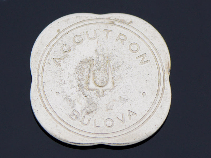 "Bulova Accutron Battery Hatch ""Coin"" Opener"