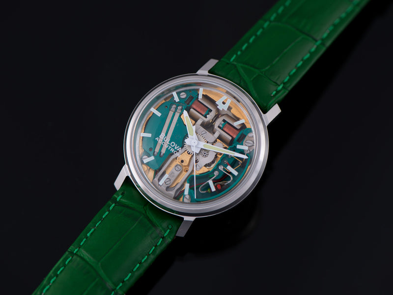 Bulova Accutron Spaceview Stainless Steel Watch