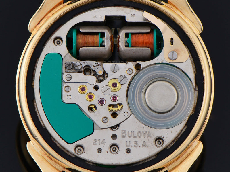 Bulova Accutron Spaceview Tuning Fork Watch Movement