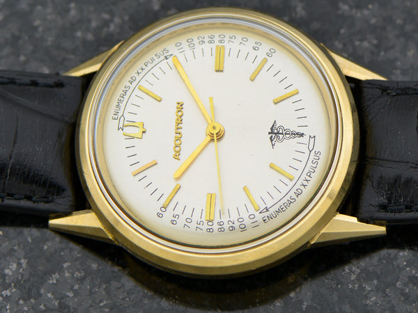 Bulova Accutron Pulsation Doctor's Watch