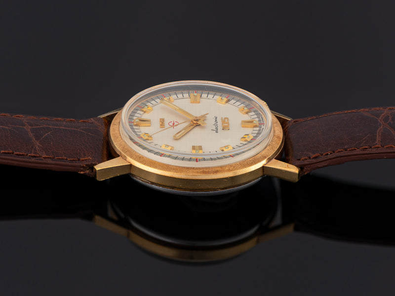Elgin Electronic 105 Watch With German Junghans Movement