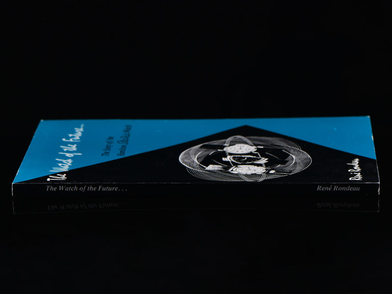 "First Edition Book ""The Watch Of The Future"" Spine of Book"