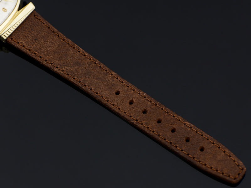 Genuine Leather Brown Band