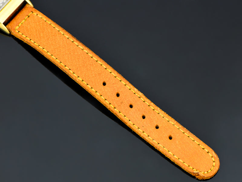 Excellent Vintage Genuine Pigskin watch band