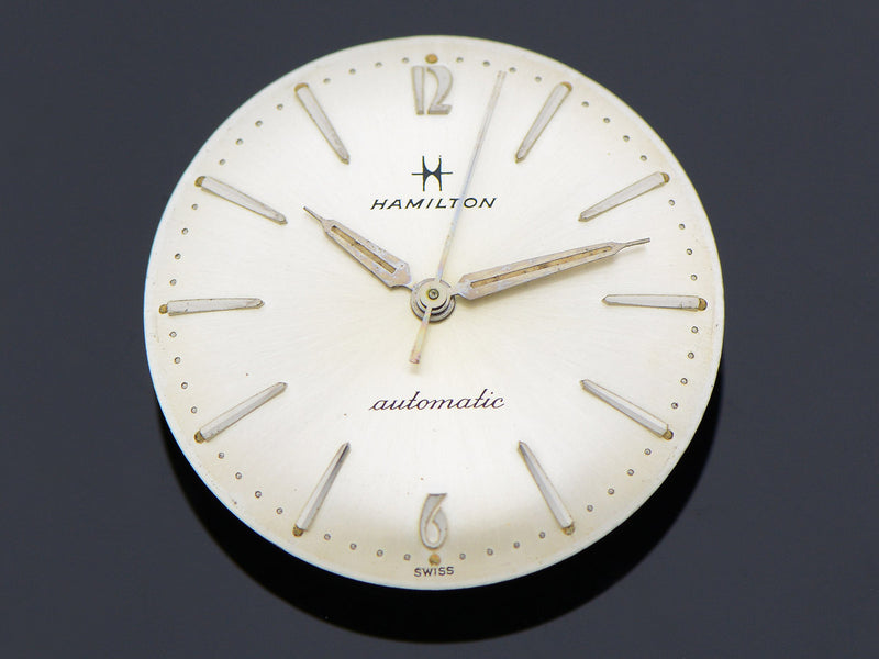 Hamilton Accumatic Watch Dial X 667 Movement