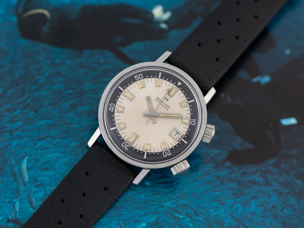 Hamilton Aqua-Date Super Compressor Watch
