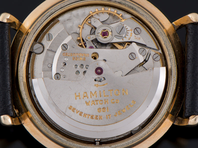 Hamilton Automatic K-454 Sputnik 661 Automatic Watch Movement