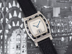 Hamilton Coronado 14K White Gold Watch