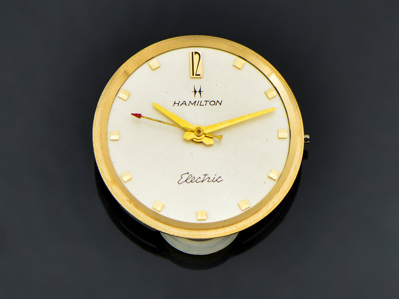 Hamilton Electric 14K Polaris II Award Watch Dial | Vintage