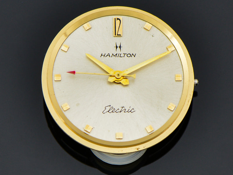 Hamilton Electric 14K Polaris II Watch Dial | Vintage