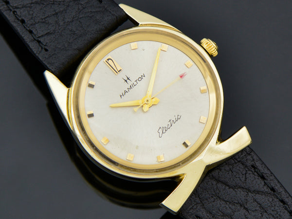 Hamilton Electric 14K Polaris II Watch | Vintage