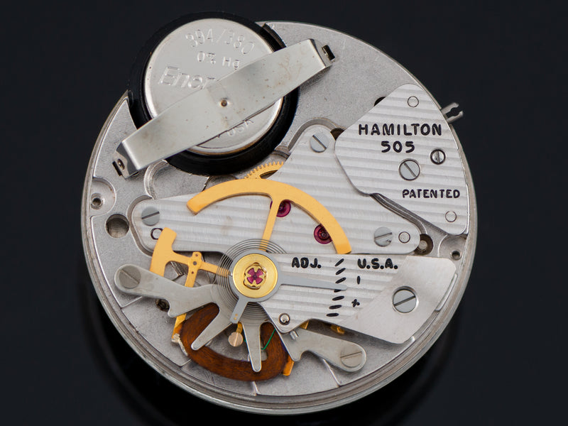 Hamilton Electric 505 Watch Movement