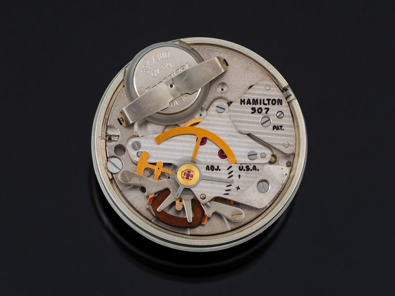 Hamilton Electric 507 Calendar PROTOTYPE Watch Movement
