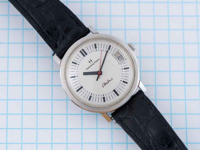 Hamilton Electric 507 Calendar PROTOTYPE Watch