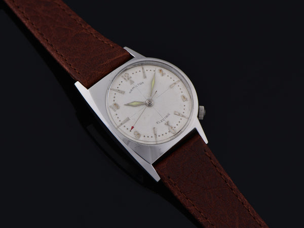 Hamilton Electric Asymmetric Regulus Watch