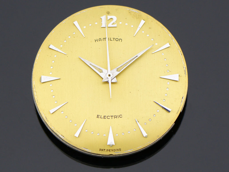 Hamilton Electric Converta II Vintage Watch Dial
