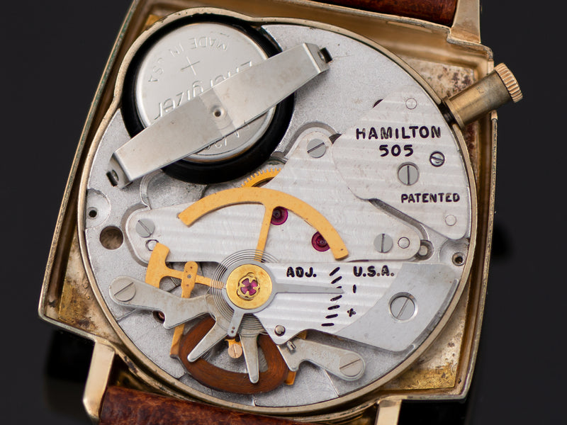 Hamilton Electric Everest 505 Electric Watch Movement