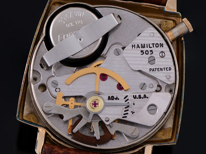 Hamilton Electric Everest 505 Electric Watch Movment