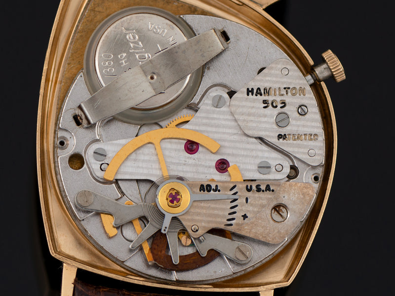 Hamilton Electric Meteor 505 Electroc Watch Movement