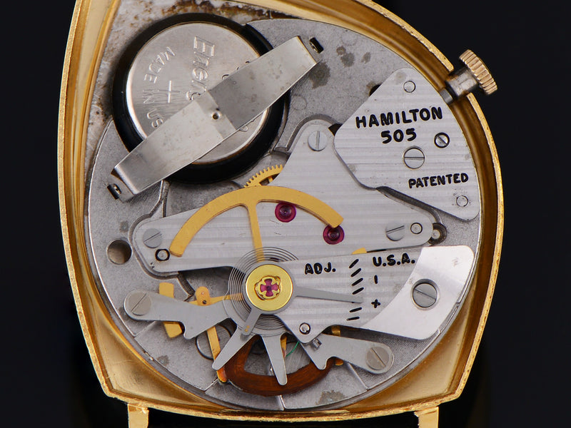 Hamilton Electric Meteor 505 Electric Watch Movement