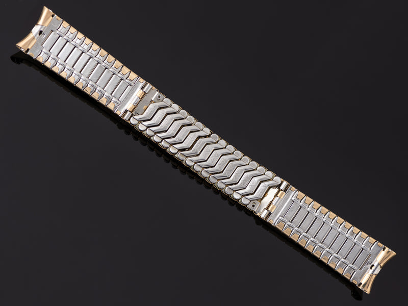 Hamilton Electric Nautilus 450 Bracelet Back