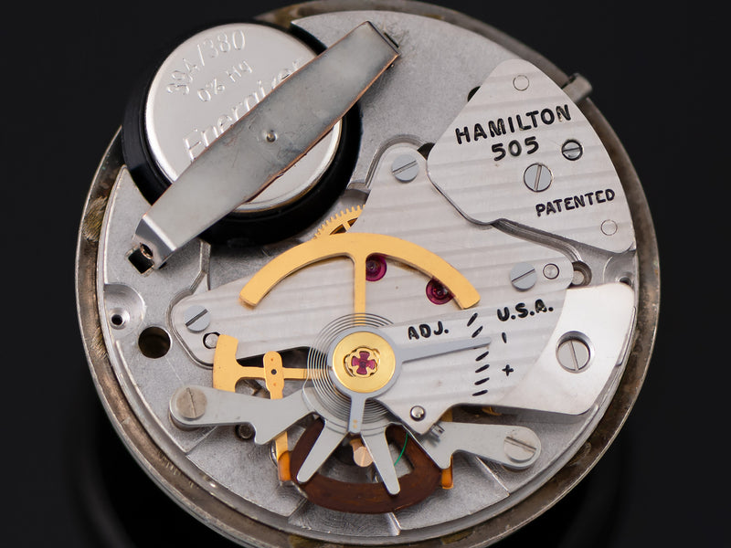 Hamilton Electric Nautilus 601 505 Electric Watch Movement