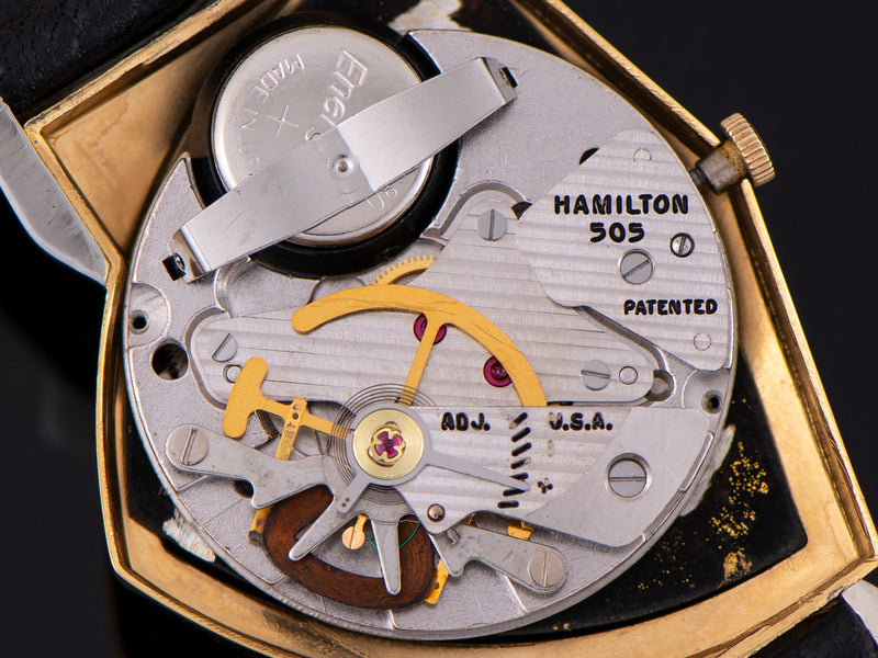 Hamilton Electric Pacer 505 Electric Watch Movement