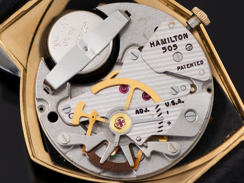 Hamilton Electric Pacer GE Dial Watch