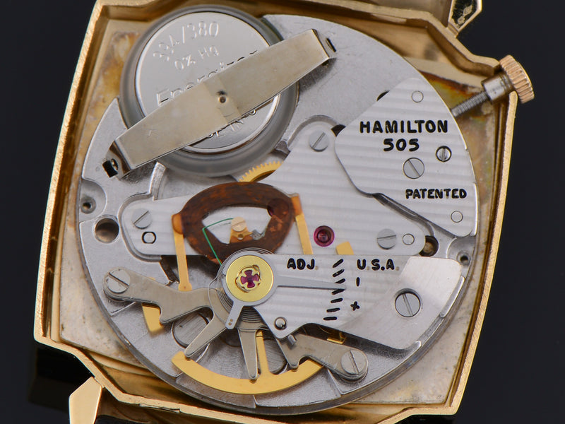Hamilton Electric Pegasus 505 Electric Watch Movement