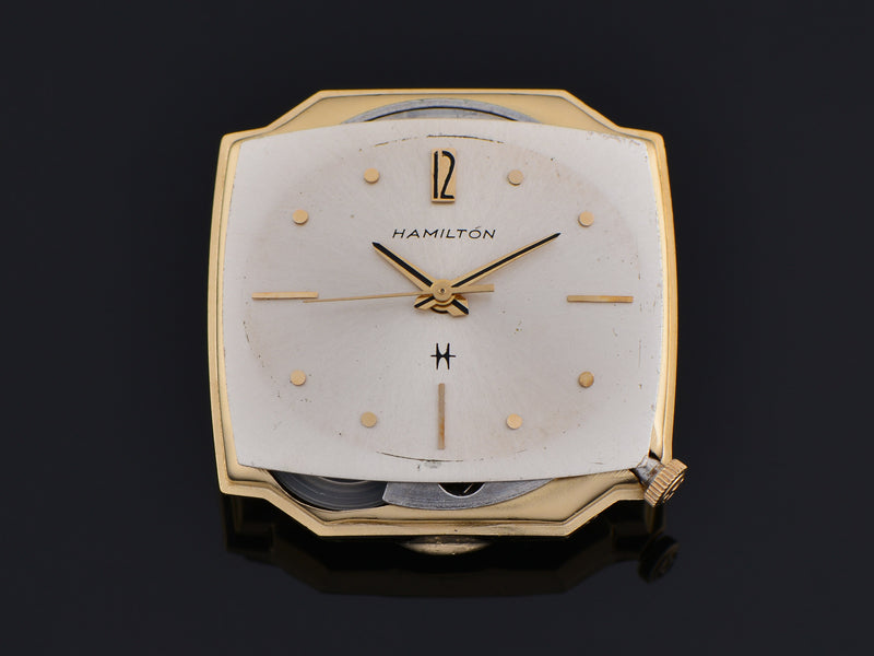 Hamilton Electric Pegasus Watch Dial