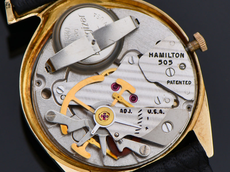 Hamilton Electric Polaris 505 Electric Watch Movement