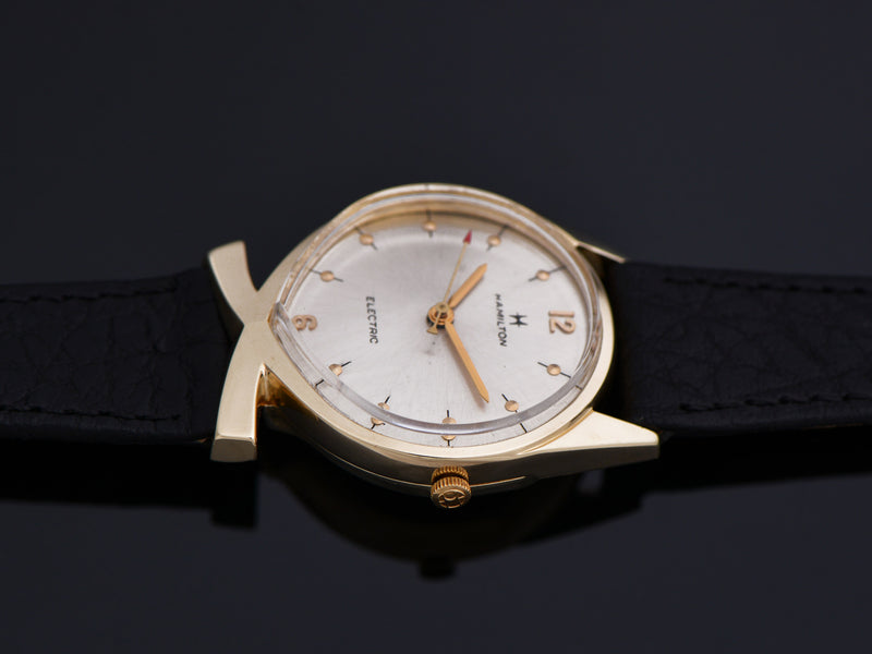 Hamilton Electric Polaris 14K Watch