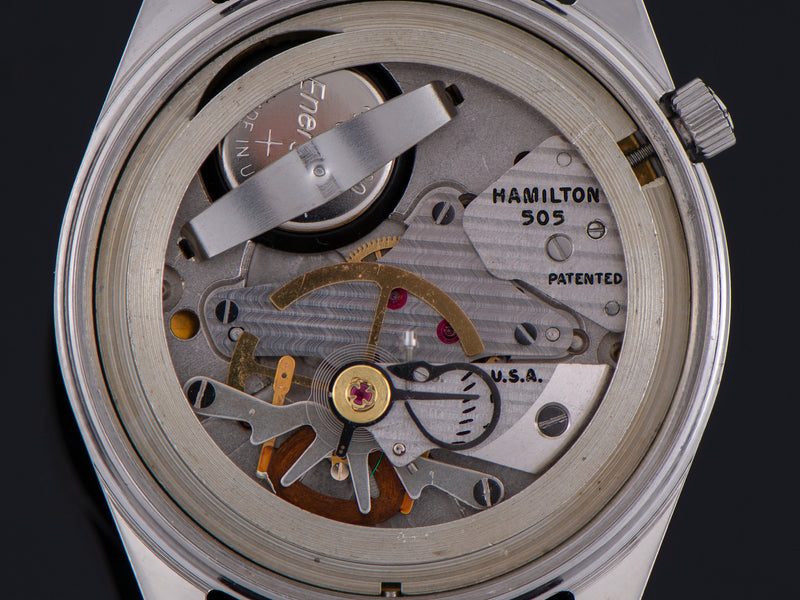 Hamilton Electric RR Special 50 505 Electric Watch Movement