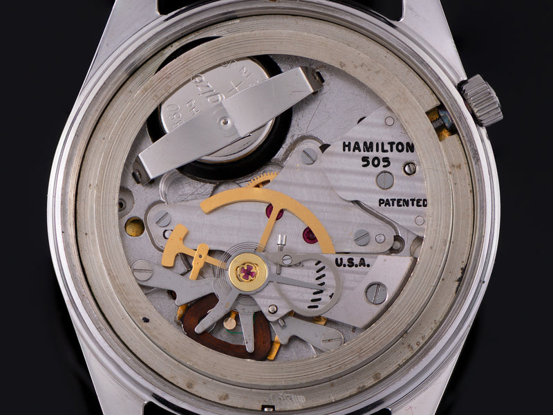 Hamilton Electric RR Special 50 505 Electric Watch Movment