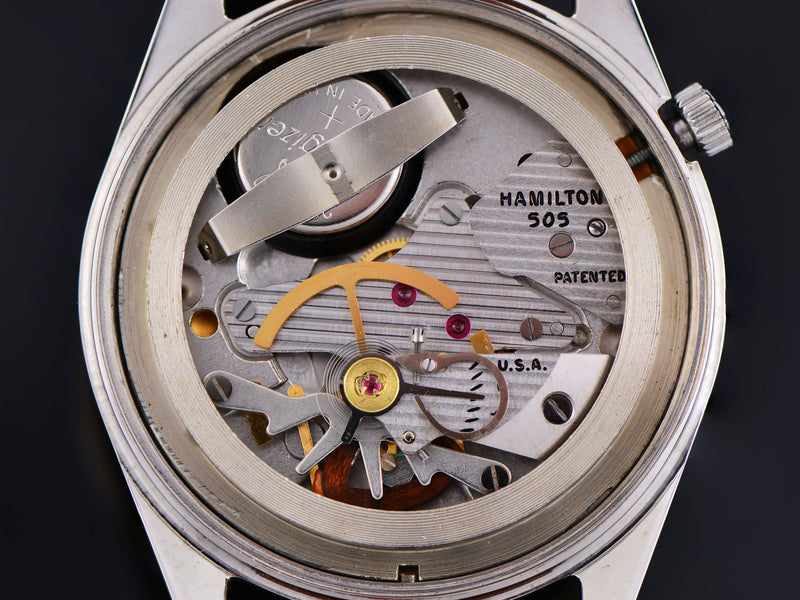 Hamilton Electric RR Special 51 505 Electric Watch Movement