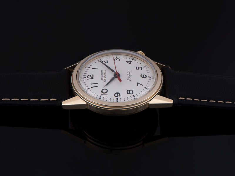 Hamilton Electric RR Special 52 Watch